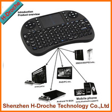 mini wireless Rii Mini i8+ 2.4G Original Wireless Keyboards gaming Fly Air Mouse Touchpad For Android TV BOX game Keyboard