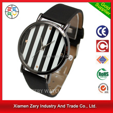 R0718 hot sale!!! factory watch!! wholesale leather watch ^_^