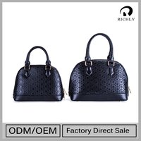 Hot Product Luxury Quality Factory Price Shopping Bags Leather