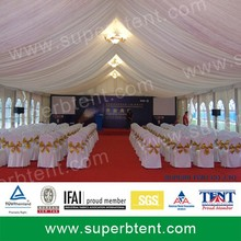 hot sell indian wedding decorations stretch tent for event