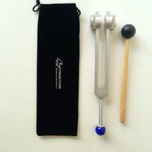 136.1HZ HEART OM Yoga tuner Of sound healing Tuning forks