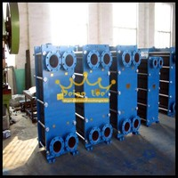 refinery application plate and frame heat exchanger