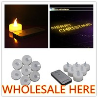 720pcs/lot remote tealight candle,making machine decorative candle,wholesale,party decoration church chandeliers candle