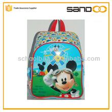name brand cartoon cute kids school bags