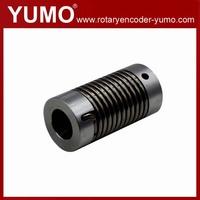 D18 L30 6mm 8mm 10mm encoder coupling spring coupling servo motor disc coupling