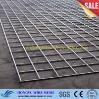 2x2 galvanized welded wire mesh/1/4 inch galvanized welded wire mesh/6x6 reinforcing welded wire mesh