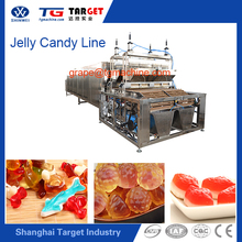 Top Quality Commercial Industrial Product Jelly/gummy Candy Pruduction Line