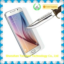 2015 best quality Full cover 2.5D 9H for Samsung cell phone screen protector