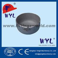 ISO butt weld cap SS316