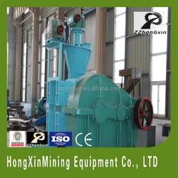 zhengzhou hongxin CE approved metal ferrous powder briquette press ball machine
