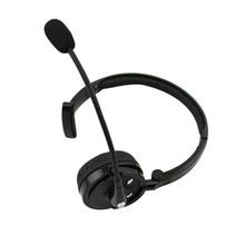 retractable computer bluetooth mono headset,wireless handsfree call,multipoint support to connect 2 mobile phones