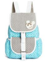 colorful cute fashion China plain school backpack