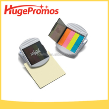 Printed LOGO Plastic Magnet Clip Sticky Noted