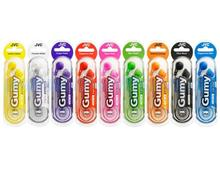 3.5mm HA-F150 for iphone 5 5S Samsung S3 S4 S5 Gummy In-Ear earphone Headphones Headset for MP3/MP4/PSP Colorful 8color