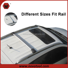 High Quality 86-98cm Aluminum Luggage Roof Rack Car