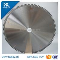 aluminum profile cutting tct circular saw blade