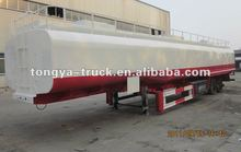 Three Axles Fuel Delivery Tank Truck