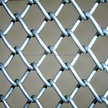 Woven Type Economical Chain Link Fence