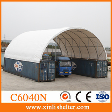 container shelter C6040N