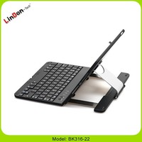 ABS Rotating Clamcase Blutooth Wireless Keyboards