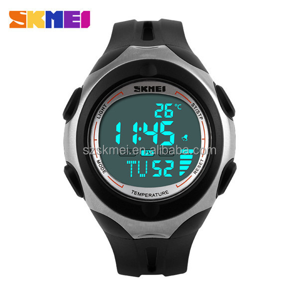 weather forecast temperature sport digital watches 2015