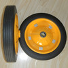 13x3 Solid rubber wheel