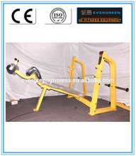 High quality gym machine / free weight machine / commercial Olympic Decline Bench HP-24 for sale