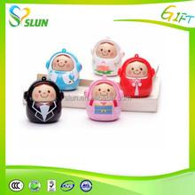 2015 China wholesale cute animal bluetooth mini speaker