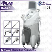 new fitness velashape Vacuum 40KHZ cavitation machine with factory price