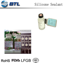 thermal conduction LED lights potting silicone rubber