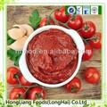 Precio razonable venta sabroso enlatados aséptica pasta de tomate