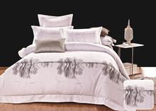 Boyazi Wonderland 100% cotton 40S sateen plain bed linen
