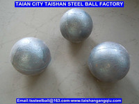 Casting Steel Ball For Ball Mill Grinding and Mining Industry
