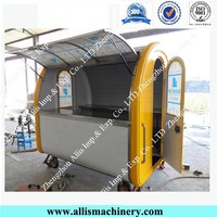 CE Approved Mobile Food Carts For Sale With Manufacture Price