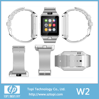 2015 1.54 inch New Smart Watch for apple ,samsunng Bluetooth with Android mobile phone