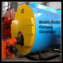 Industrial oil fired steam boiler price