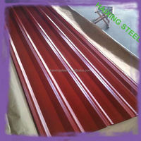 Color Steel Plate Material and galvanized corrugated iron sheet for roofing Type galvanized iron plain sheet
