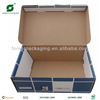 Hot sale cardboard shoe packaging box wholesale