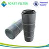 FORST Dust Collector Polyester Spunbonded Square Flange Filter