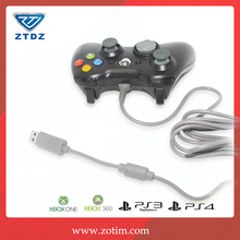 Wholesale for xbox360 wired controller video game accessories