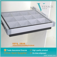 High quality furniture fittings cltohing Bra storage box steel bra storage container