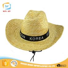 Wholesale Summer Sombrero Straw Hat Beach Straw Hat