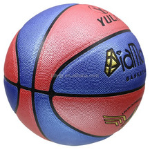 2015 New style pu basketball with 8palens 12panels 14panels