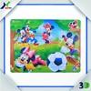 children educational toys 3d puzzle games/paper puzzle toys