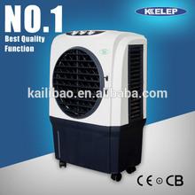 Cuerpo de plástico portátil 180w sala 2000m3/h eléctrica mini refrigerador de aire
