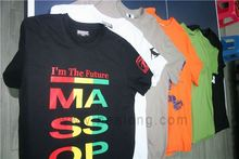Healong Without Brand 100% Polyester T-Shirt Supplier