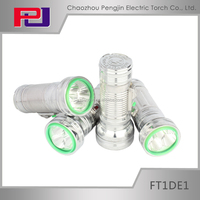 FT1DE1 Led strong light mini flashlight led lighting led torches