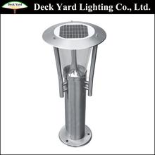 Wholesale Led Lawn Lights Outdoor Solar Bollard Yard Lighting Led Solar Path Garden Lighting