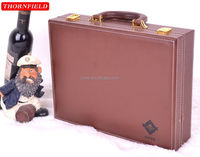 china supplier wholesale alibaba brown leather business brief case
