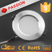 2016 Ce With Driver Adjustable 3W Led Downlight With 90Mm Cut Out